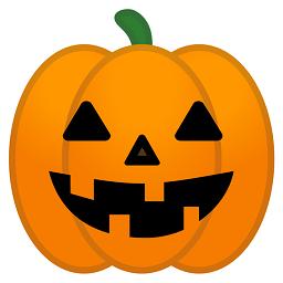 Jack-o-lantern-emoji