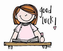 Good luck picture